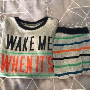 kid's pajama set